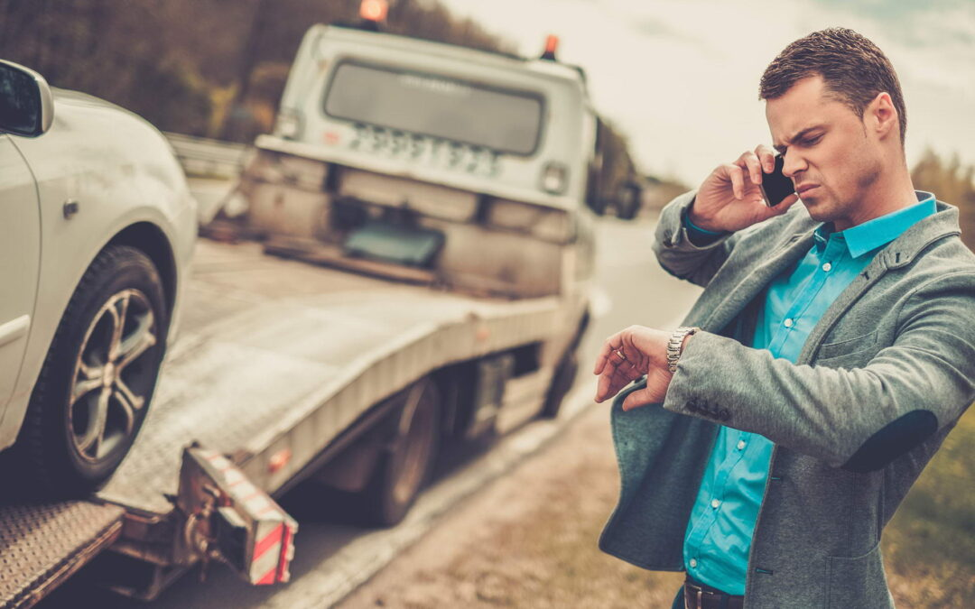 4 Reasons You May Need Heavy Towing For Your Car